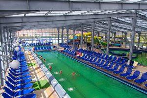 Aquapark Cozia - Lucrarile noastre: Happy Pool